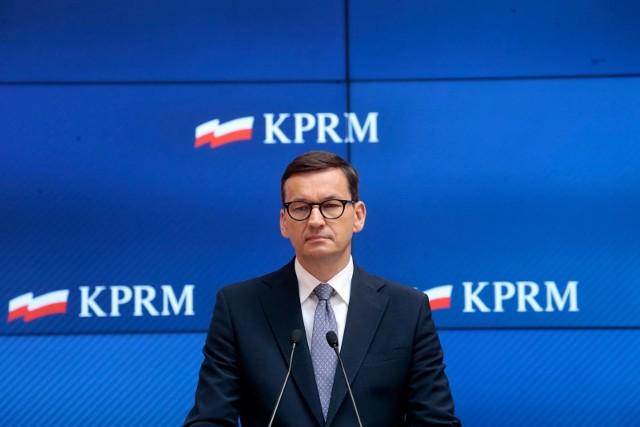 Morawiecki: Ewakuowaliśmy już Polaków i naszych współpracowników do Uzbekistanu