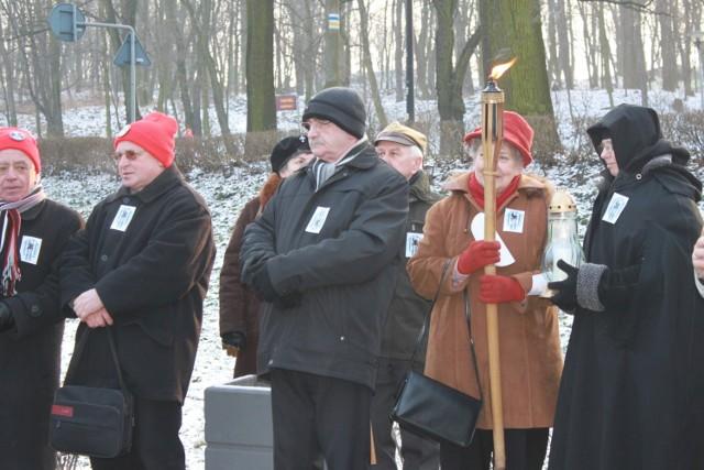 Marsz Śmierci w Rybniku