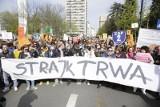 Strajk nauczycieli: Protest włoski trwa, ale nauczyciele dodatkowo będą manifestować