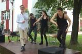 Toples - gwiazda muzyki disco-polo zaśpiewała dla niepełnosprawnych dzieci