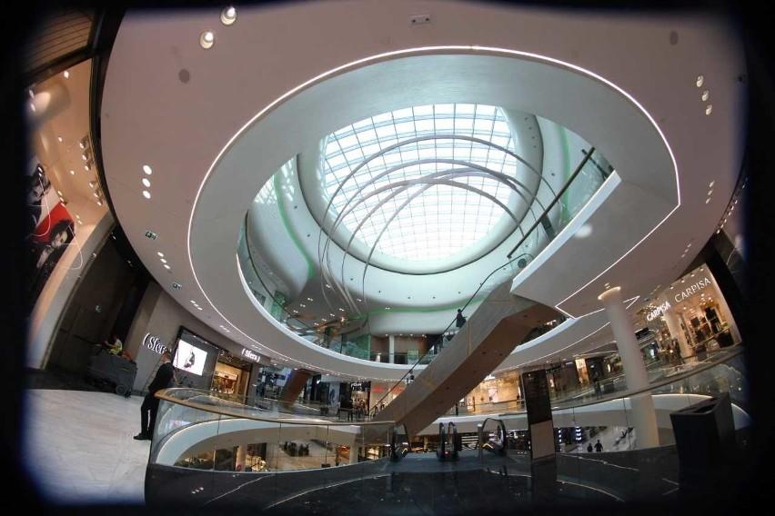 Tak wygląda Galeria Wroclavia w środku. Robi wrażenie! [ZDJĘCIA]