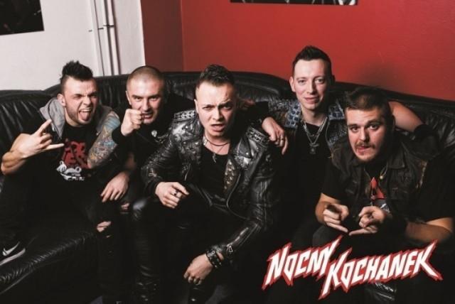 W piątek (25 czerwca) odbędzie się koncert zespołu heavymetalowego Nocny Kochanek.
