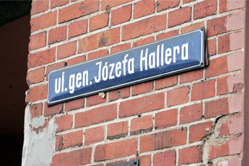 Wrocław: Ulica czy aleja gen. Hallera? Bałagan z nazwami to spadek po czasach PRL (ZDJĘCIA)