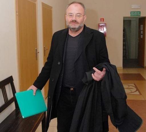 - Wyroki są skrajnie niesłuszne - uważa obrońca oskarżonego Piotra G. Włodzimierz Sawicki.  (fot. Marek Marcinkowski)
