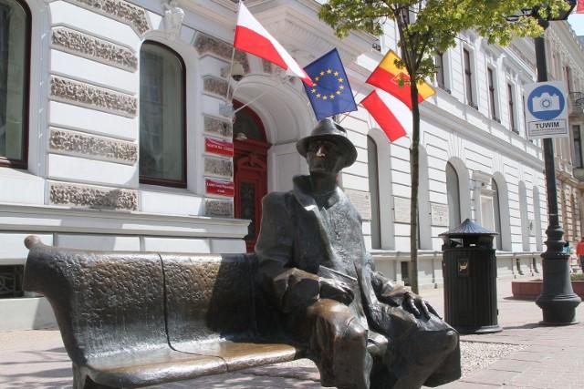 Julian Tuwim jest ambasadorem Łodzi