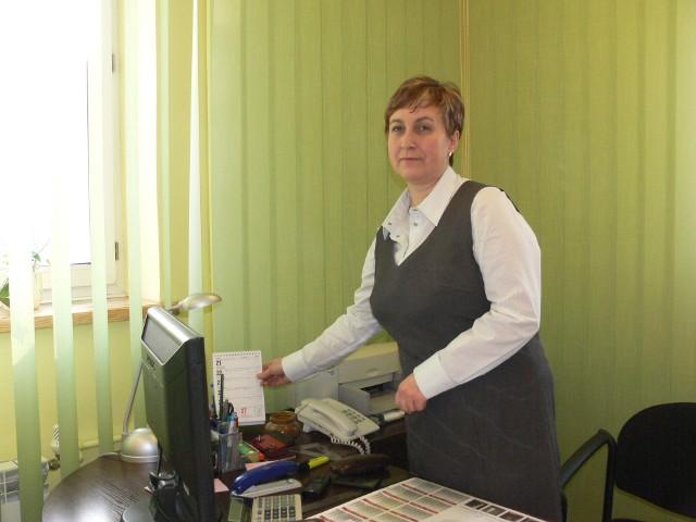 Dyrektor Joanna Mika