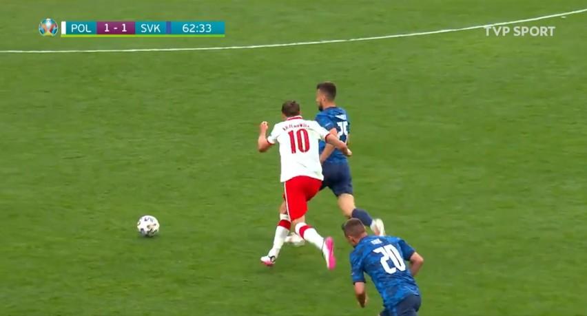 Euro 2020. Skrót meczu Polska - Słowacja 1:2. Przegrywamy w kiepskim stylu [WIDEO]