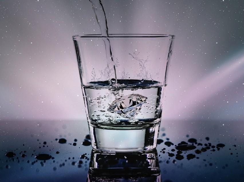 Pijesz za mało wody...