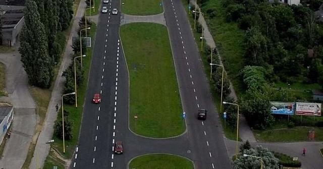 Trasa Północna w Szczecinie