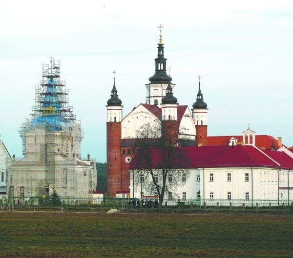 Klasztor w Supraślu to jeden z najpiękniejszych polskich zabytków