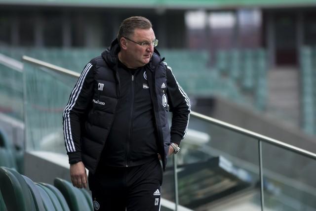 Trener Czesław Michniewicz ma powody do optymizmu. I kilka problemów...