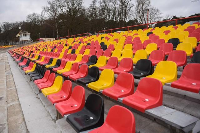 """Do remontu stadionu przyczynił się projekt """"Sportowy Golaj"""" w ramach budżetu obywatelskiego"""