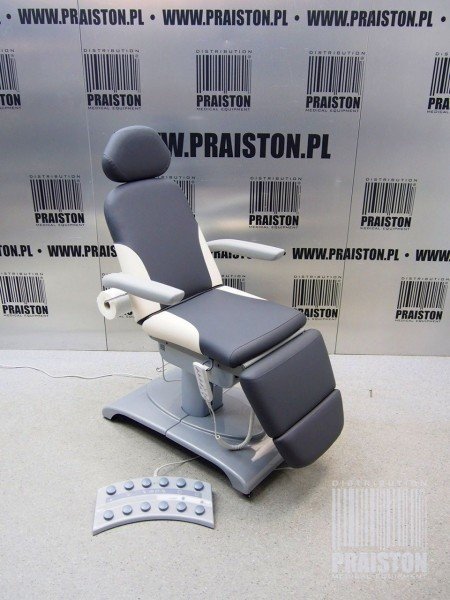 Fotel dla chirurga, podobny będzie na Oddziale Okulistycznym