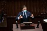 Niejawne posiedzenie Sejmu ws. cyberataków. Krzysztof Bosak: Zachęcam do dużej ostrożności wobec wycieków danych i wobec takich przecieków