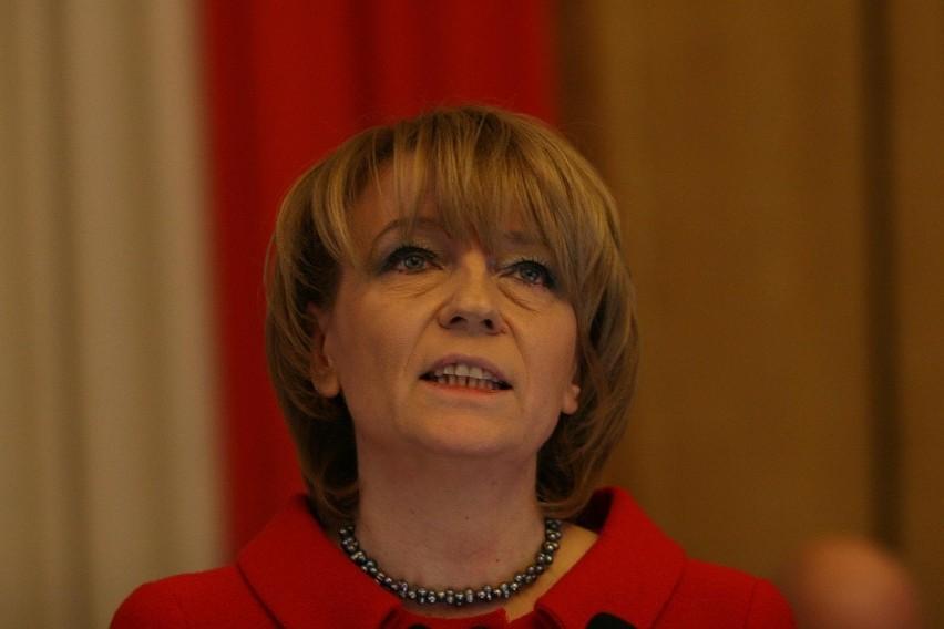 SLD chce dyżurów Hanny Zdanowskiej poza magistratem.