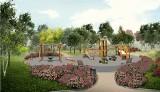 Nowy park we Wrocławiu. Tak będzie wyglądał zieleniec na Wojszycach (WIZUALIZACJE)
