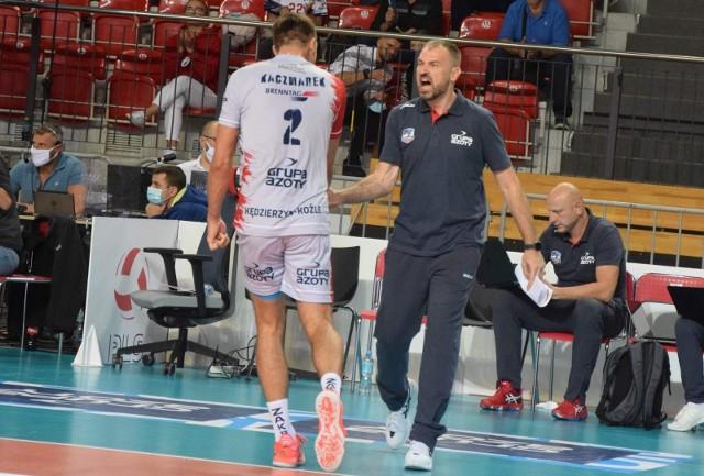 Nikola Grbic dobrze czuje się w Kędzierzynie-Koźlu.