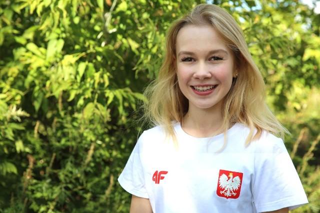 Jekaterina Kurakowa od 2019 roku reprezentuje Polskę