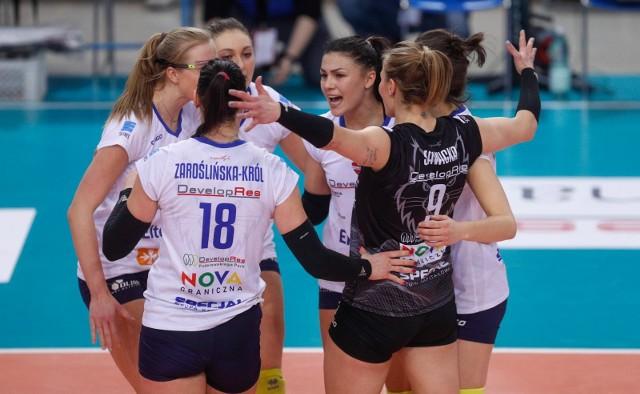 W półfinale Pucharu Polski Developres Rzeszów zmierzył się z ŁKS-em Łódź