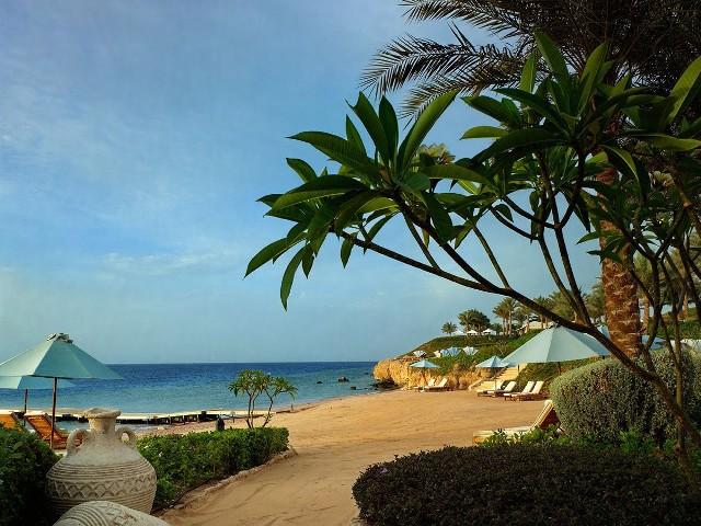 Zimowe wyjazdy do Egiptu wybierają osoby spragnione relaksu na słonecznej plaży