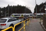 Zielona Góra Przylep: Wreszcie jest gotowe bezpieczne dojścia na stację PKP. Oświetlenie, chodnik barierki