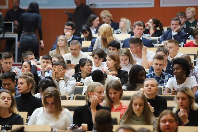 Inauguracja roku akademickiego 2019/2020 na Uniwersytecie Łódzkim