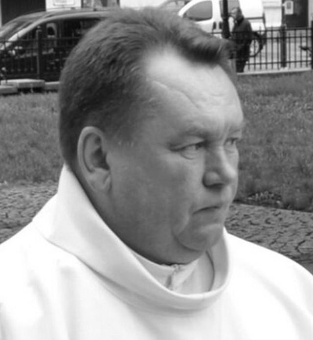 Ksiądz Mirosław Dragiel przez wiele lat był kapelanem mazowieckich policjantów.