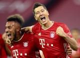 Robert Lewandowski strzelił cztery gole! Bayern Monachium pokonał Herthę Krzysztofa Piątka ZOBACZ WIDEO, BRAMKI