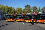 Bielsko-Biała. Pięć nowych autobusów w MZK. To pierwsze tego typu pojazdy w Polsce. Zobacz ZDJĘCIA