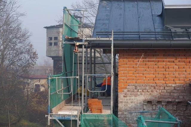 Trwa przebudowa dworca kolejowego w Wodzisławiu Śl.