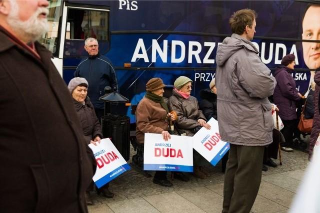 Białystok: Wizyta Andrzeja Dudy