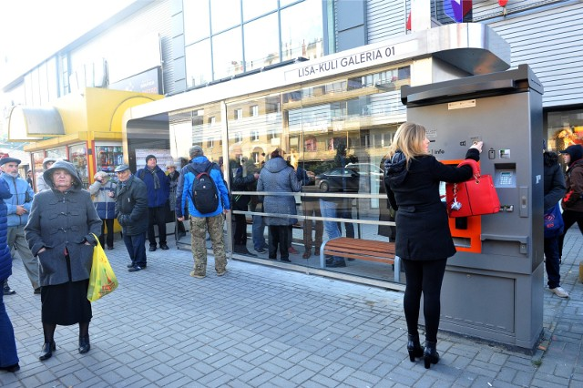 Wielu prywatnych przewoźników w sposób nieuprawniony korzysta z zatok autobusowych należących do Zarządu Transportu Miejskiego.