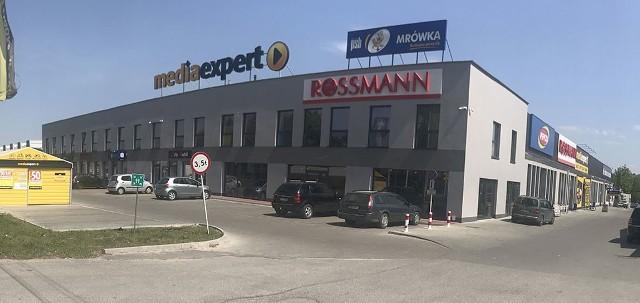 """W suchedniowskiej Galerii FUT powstanie sklep """"Delikatesy Centrum"""""""