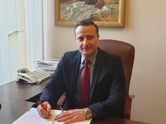 Krzysztof Skubis przestał być szefem szpitala przy Kraśnickiej