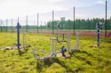 W gminie Przysucha powstały nowe siłownie plenerowe, każdy może na nich ćwiczyć [ZDJĘCIA]