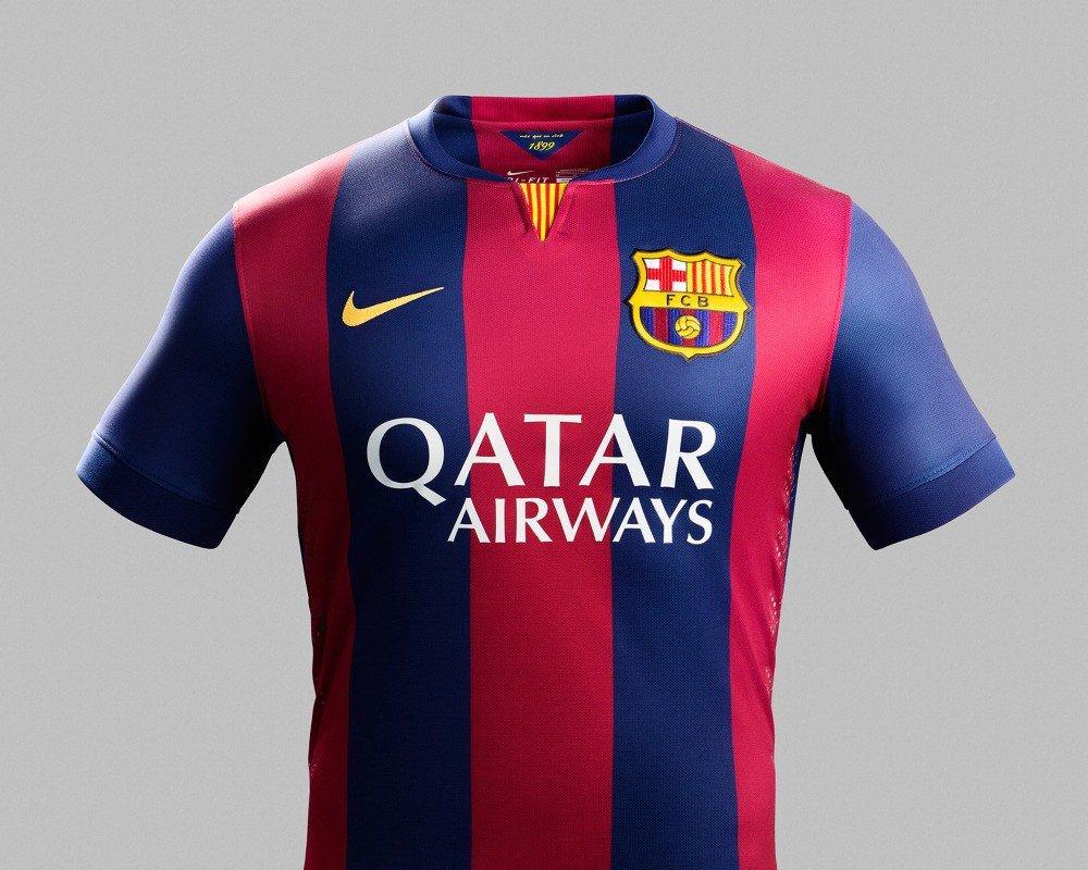 82610752d Nowe stroje FC Barcelony na kolejny sezon (GALERIA) | Gol24