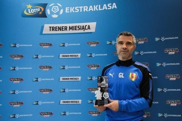 Trener Gino Lettieri