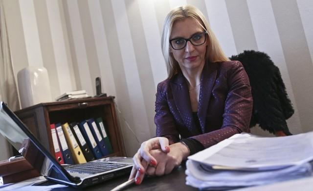 Mecenas Anna Drobek z Zielonej Góry