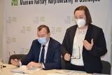 Kadzidło. Nowa scena powstanie w Zagrodzie Kurpiowskiej. Umowa została podpisana 20.01.2021