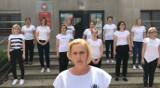 """Gminny Ośrodek Pomocy Społecznej w Olszewie-Borkach dołączył do akcji #GaszynChallenge. Panie """"pompowały"""" dla Lenki!"""