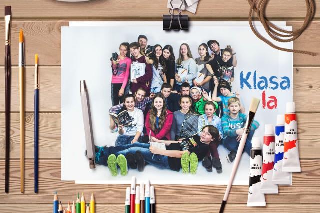 Kategoria gimnazja i starsze klasy: 1a w Gimnazjum w Lubsku, SMS: PKGS.5, 814 głosów (siódme miejsce)
