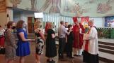 Bierzmowanie w parafii pw. Matki Bożej Miłosierdzia w Suwałkach [Zdjęcia]