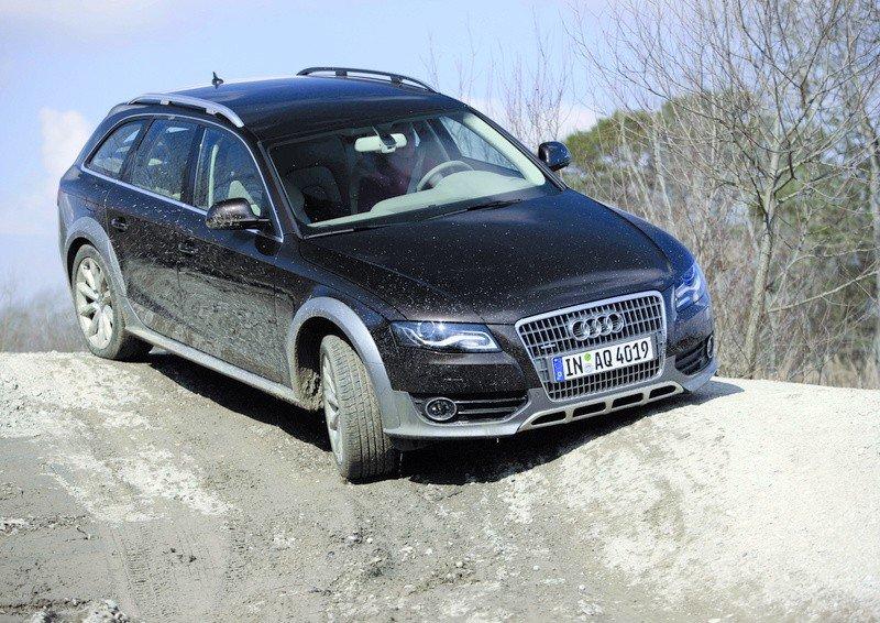 Testujemy Audi A4 Allroad Quatro Zobacz Film Nowa Trybuna Opolska