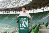 Transfery. Javier Ajenjo Hyjek piłkarzem Śląska Wrocław. Wcześniej nie zrobił furory w Piaście Gliwice