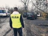 Strzelanina w Rudzie Śląskiej. Zginął 36-latek podczas pościgu. Mierzył bronią w policjantów
