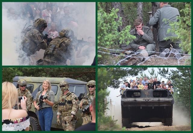 Piknik Militarny - Misja Wschód tradycyjnie już zgromadził w jednym miejscu sympatyków militariów, ale nie tylko. Imprezę odwiedziło mnóstwo mieszkańców regionu. Na terenie starej żwirowni w Ogrodniczkach było co oglądać. Zapraszamy na naszą fotorelację.