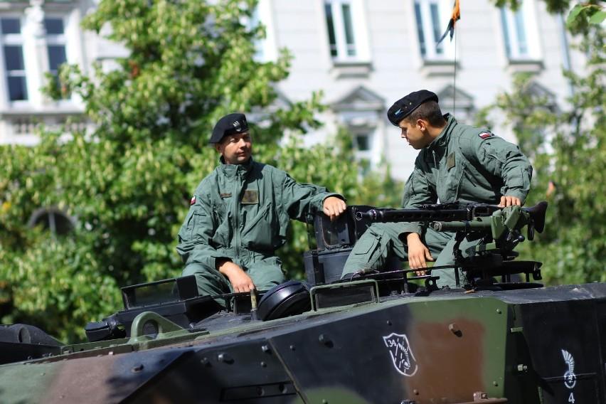 Od 1992 roku 15 sierpnia obchodzimy państwowe święto Wojska...