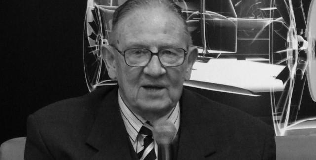 Romuald Pilaczyński nie żyje. Miał 91 lat.