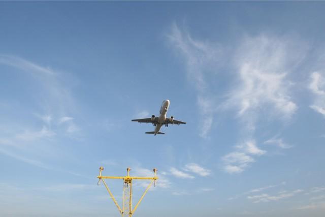 Samolot do Poznania omal nie zderzył się z rosyjską maszyną
