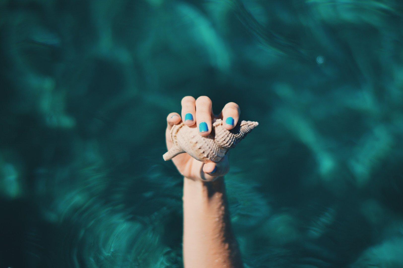 Paznokcie Na Lato Zobacz Trendy Manicure Na Wakacje 2019
